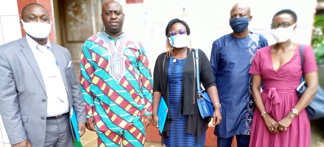 NELGA CA Successfully Completes Mission Visit to the University of Douala, Cameroon