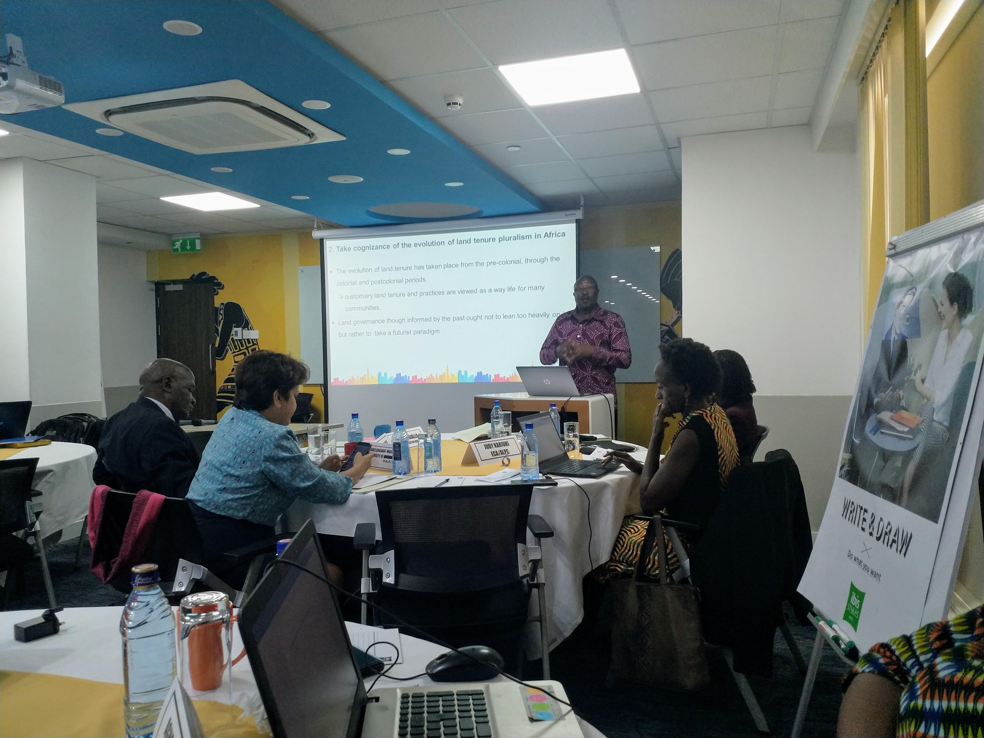 Pour une amélioration des curricula sur la gouvernance foncière en Afrique Centrale: NELGA Afrique centrale organise un atelier de sensibilisation sur la révision des programmes d'enseignement en matière de gouvernance foncière