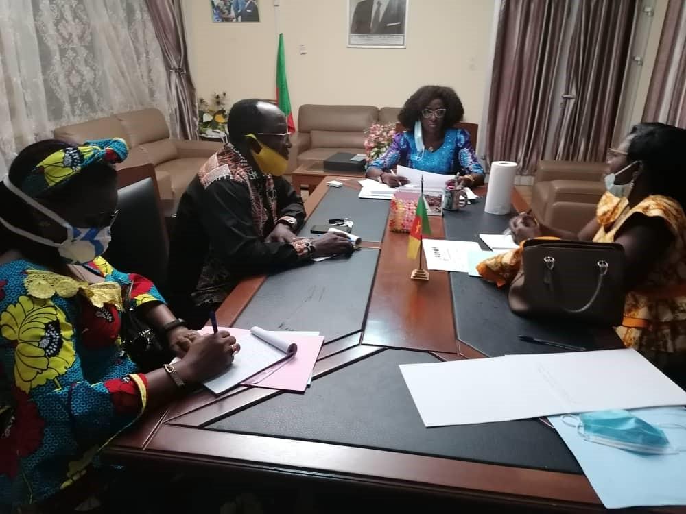 University of Ngaoundéré, Cameroon appoints Professor Tchotsoua as NELGA Focal Point