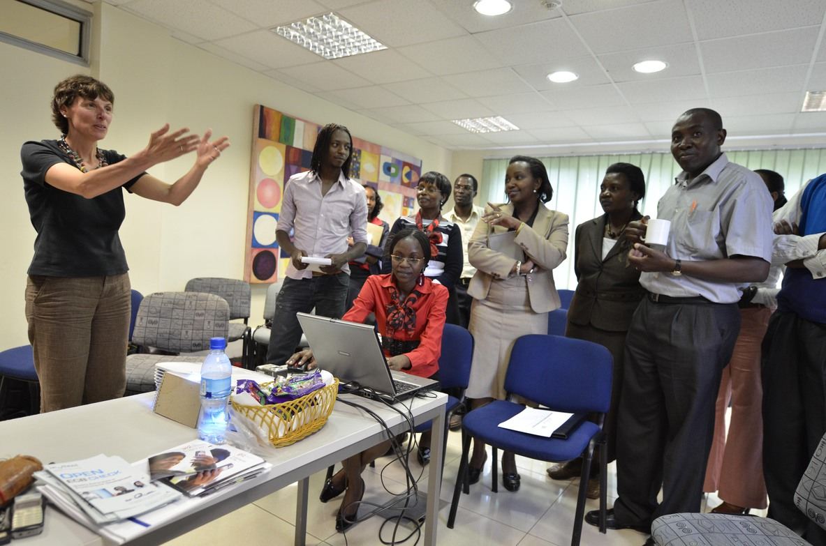 Integrating Blockchain Technology for Land Registration Takes Centre Stage at KNUST, NELGA Workshop