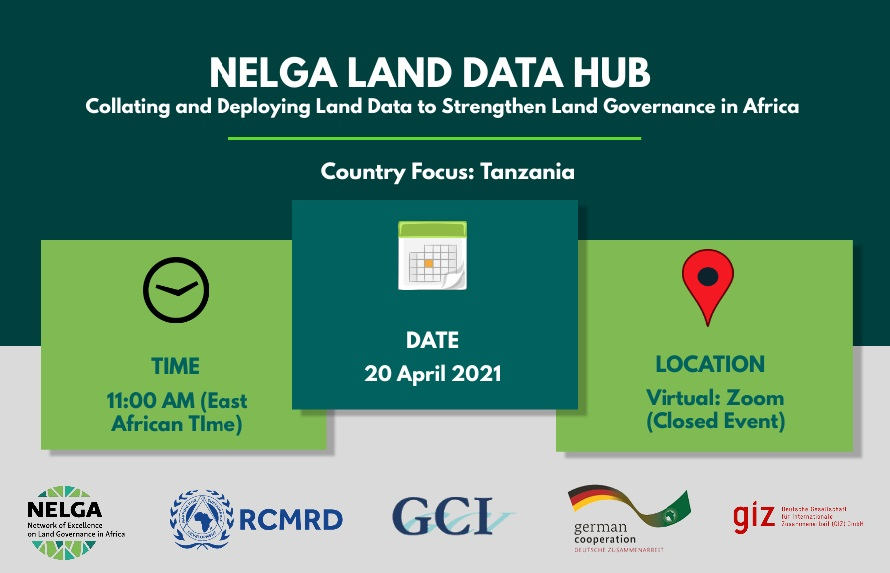 RCMRD and GCI Holds Workshop to Showcase NELGA Land Data Hub
