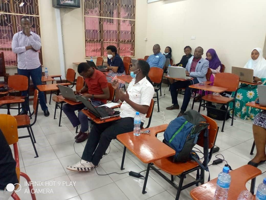 NELGA Land Data Hub Holds Sensitization Workshop for Stakeholders in Tanzania